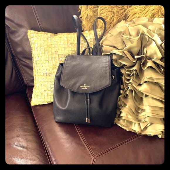 kate spade Handbags - Kate Spade Small Backpack